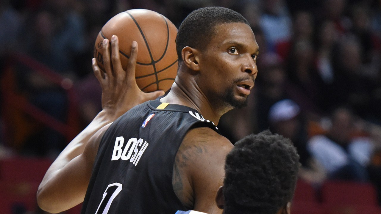 Heat s Chris Bosh to miss NBA All Star Game Sun Sentinel