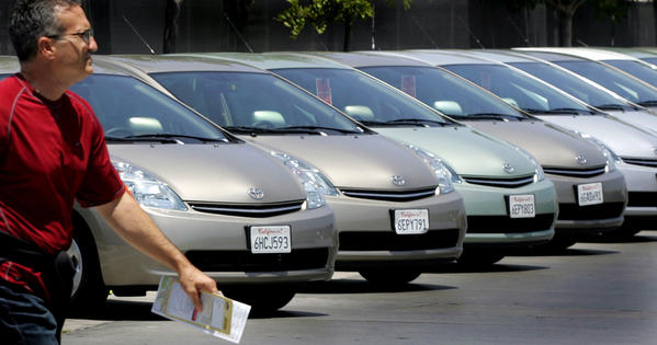Competition and Uber help push down car rental rates