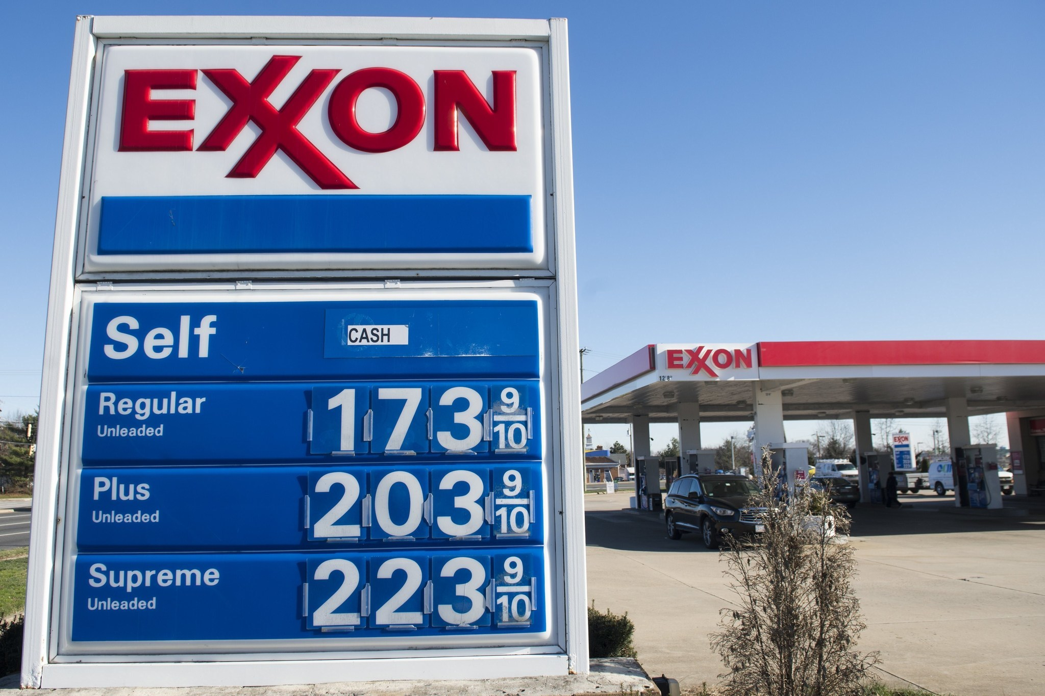 history of exxon mobil oil company essay