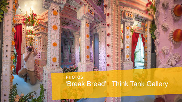 Photos: 'Break Bread'   L.A.'s Think Tank Gallery