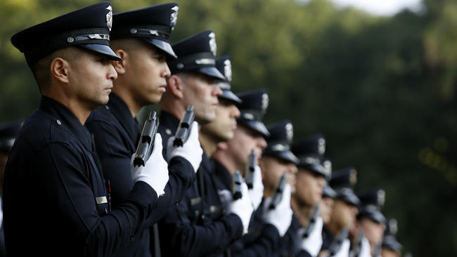 If you had to write a research paper about policing, what would you choose to write about?