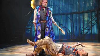 Review: Magic, interrupted, in Orlando Shakes' 'Tempest'