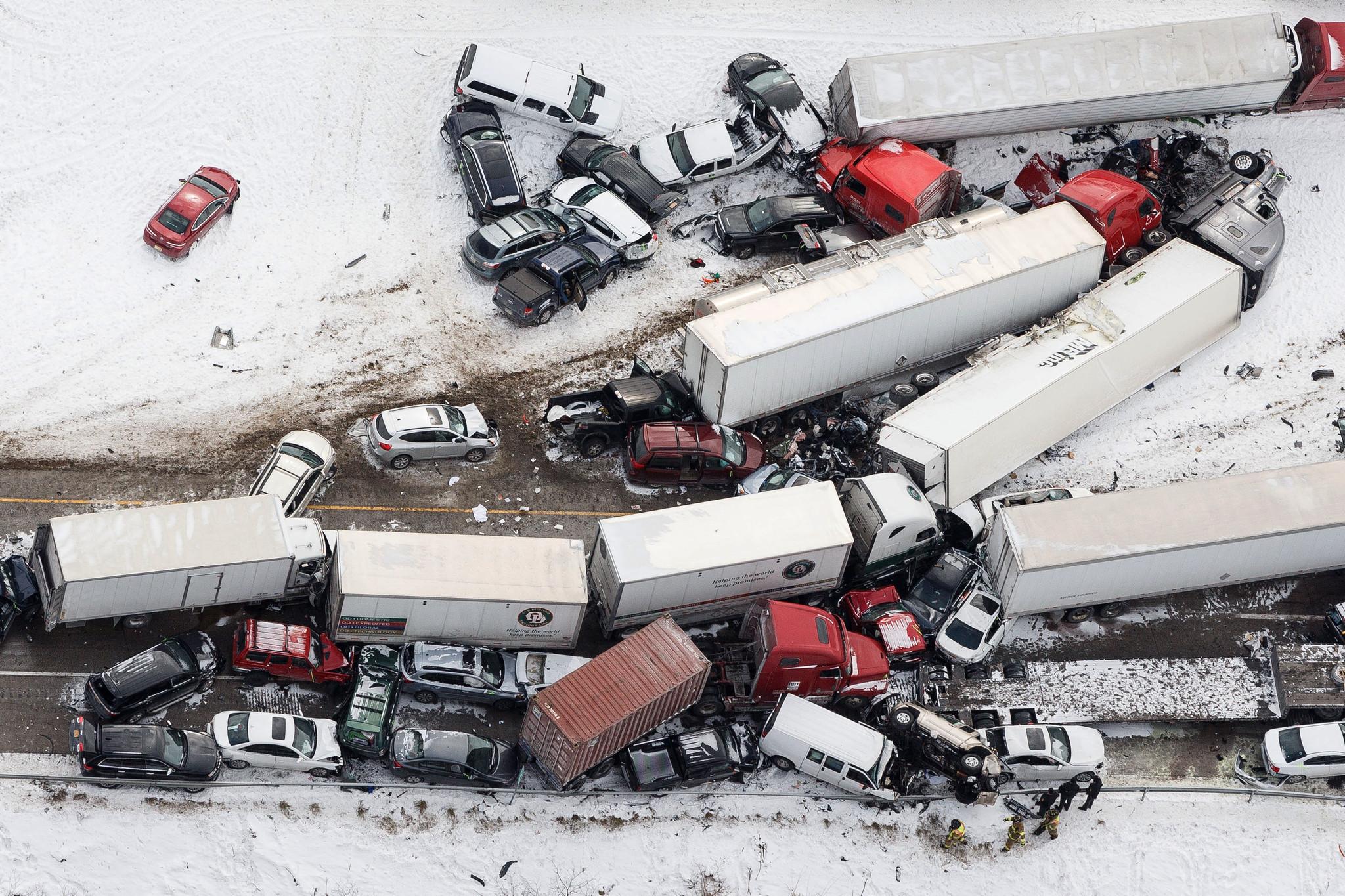 Paul Hershey Car Accident