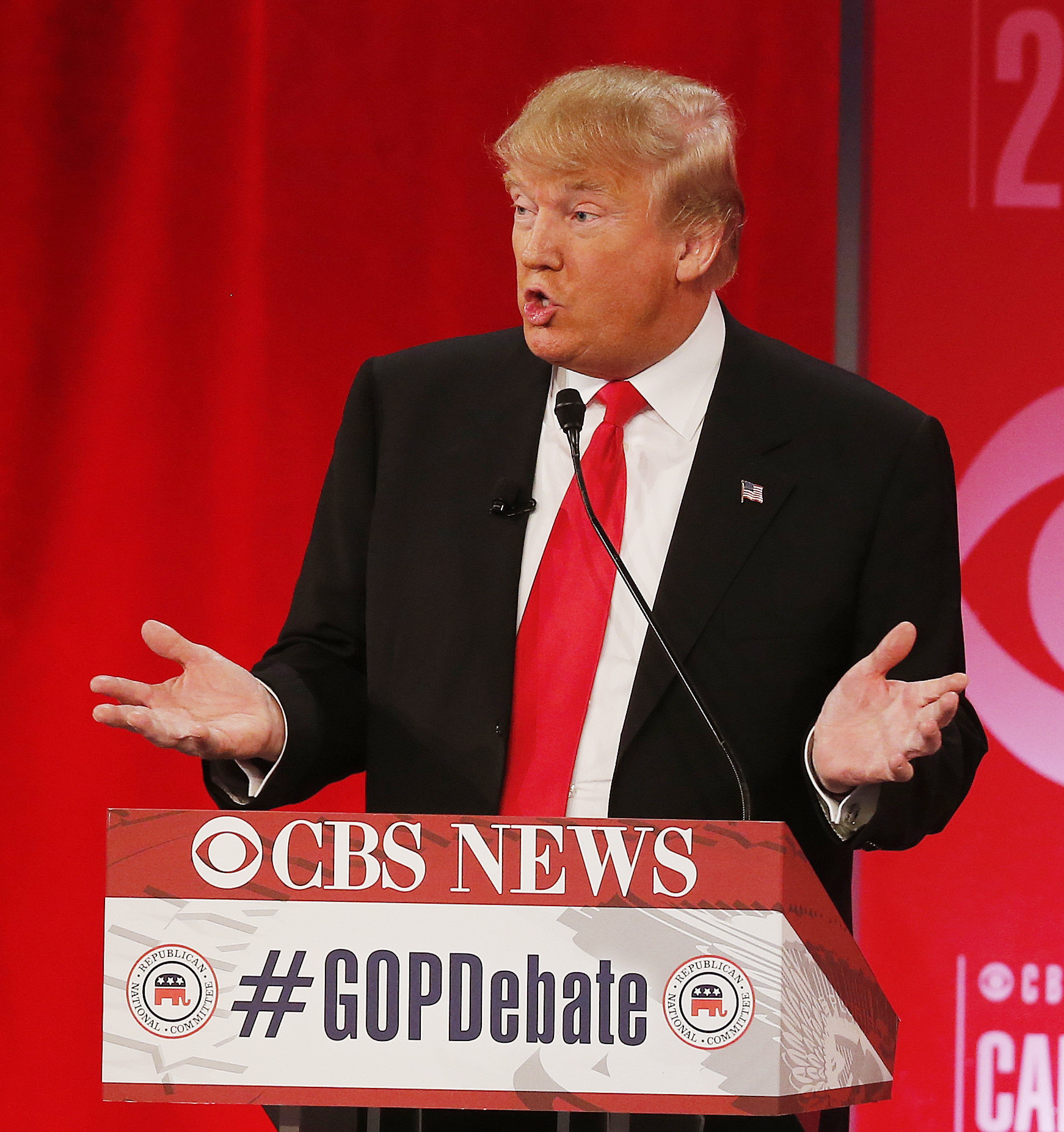 Fact-checking The GOP Debate: Cruz Claim On Supreme Court
