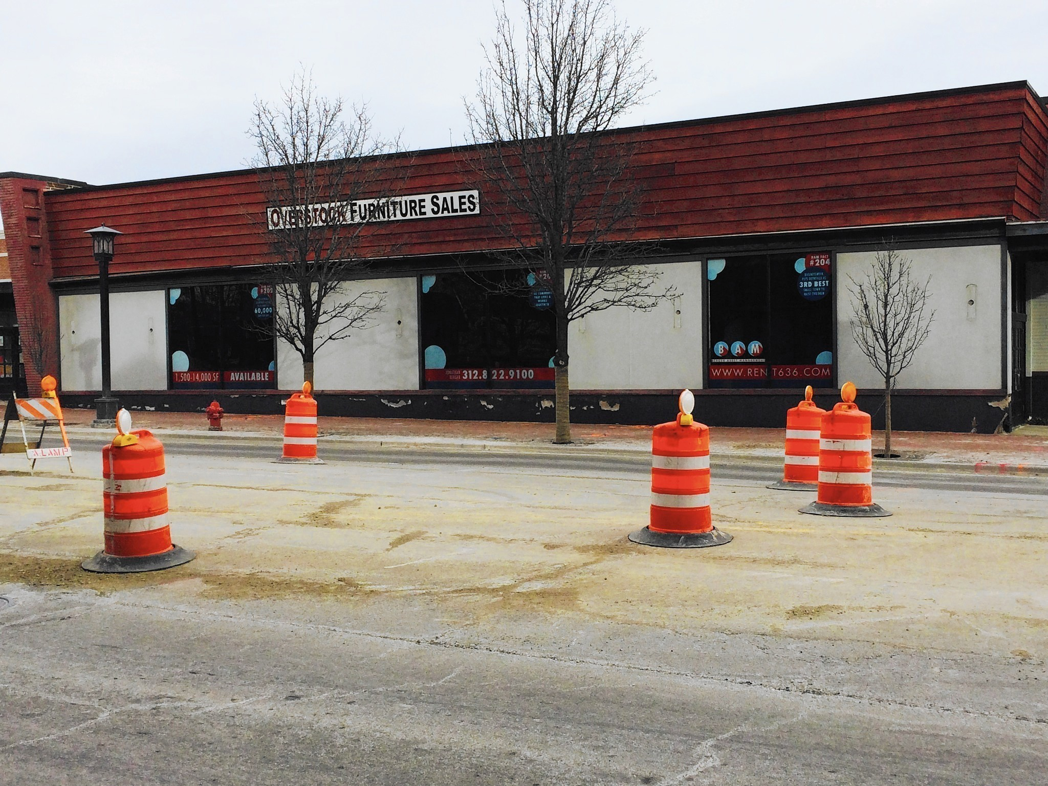 Developer wants to renovate building that housed furniture store ...