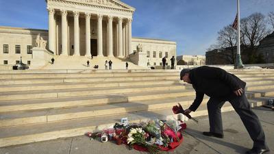 Move forward on filling Scalia's Supreme Court seat