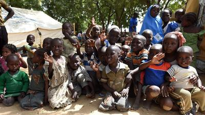 The babies who are called 'bad blood' -- the sad legacy of Boko Haram