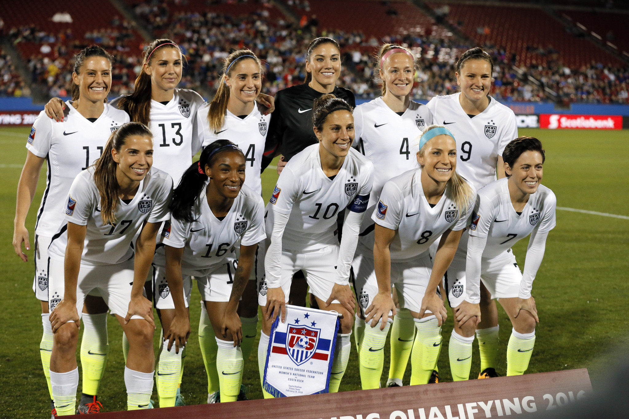 u.s. women's soccer team to face colombia at rentschler field on