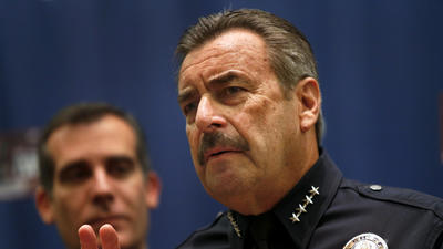 City Council members grill LAPD brass on crime spike, police response