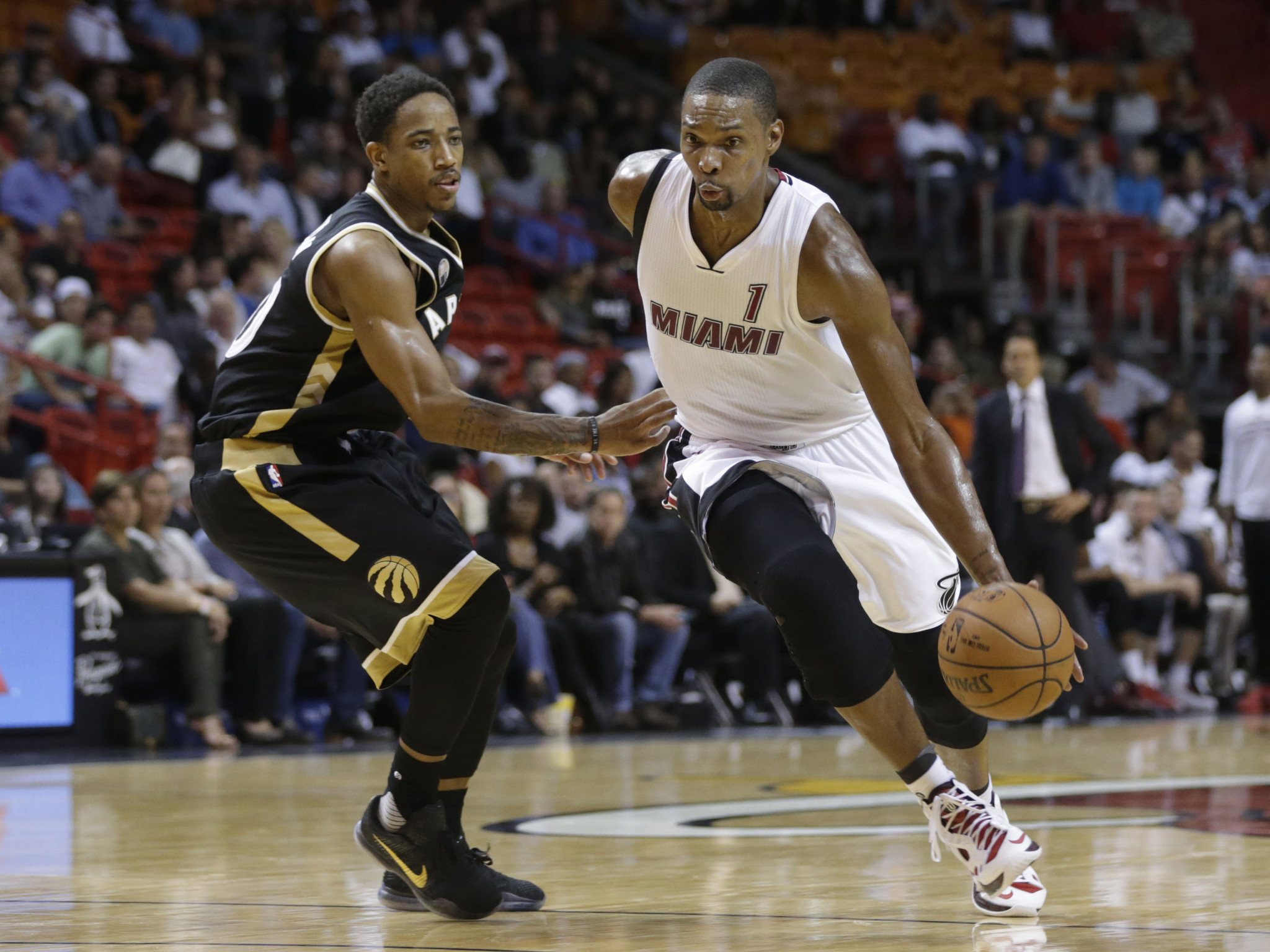 Blood Clot Concerns Resurface For Heat s Chris Bosh Hartford Courant