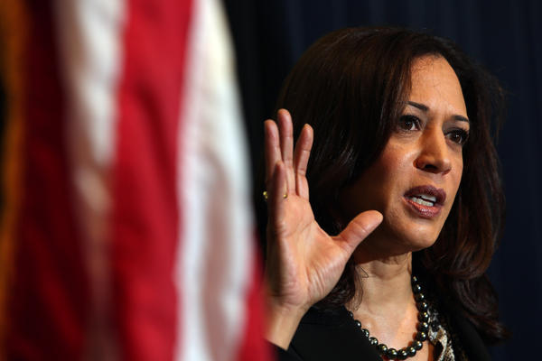 California Atty. Gen. Kamala Harris (Irfan Khan / Los Angeles Times)