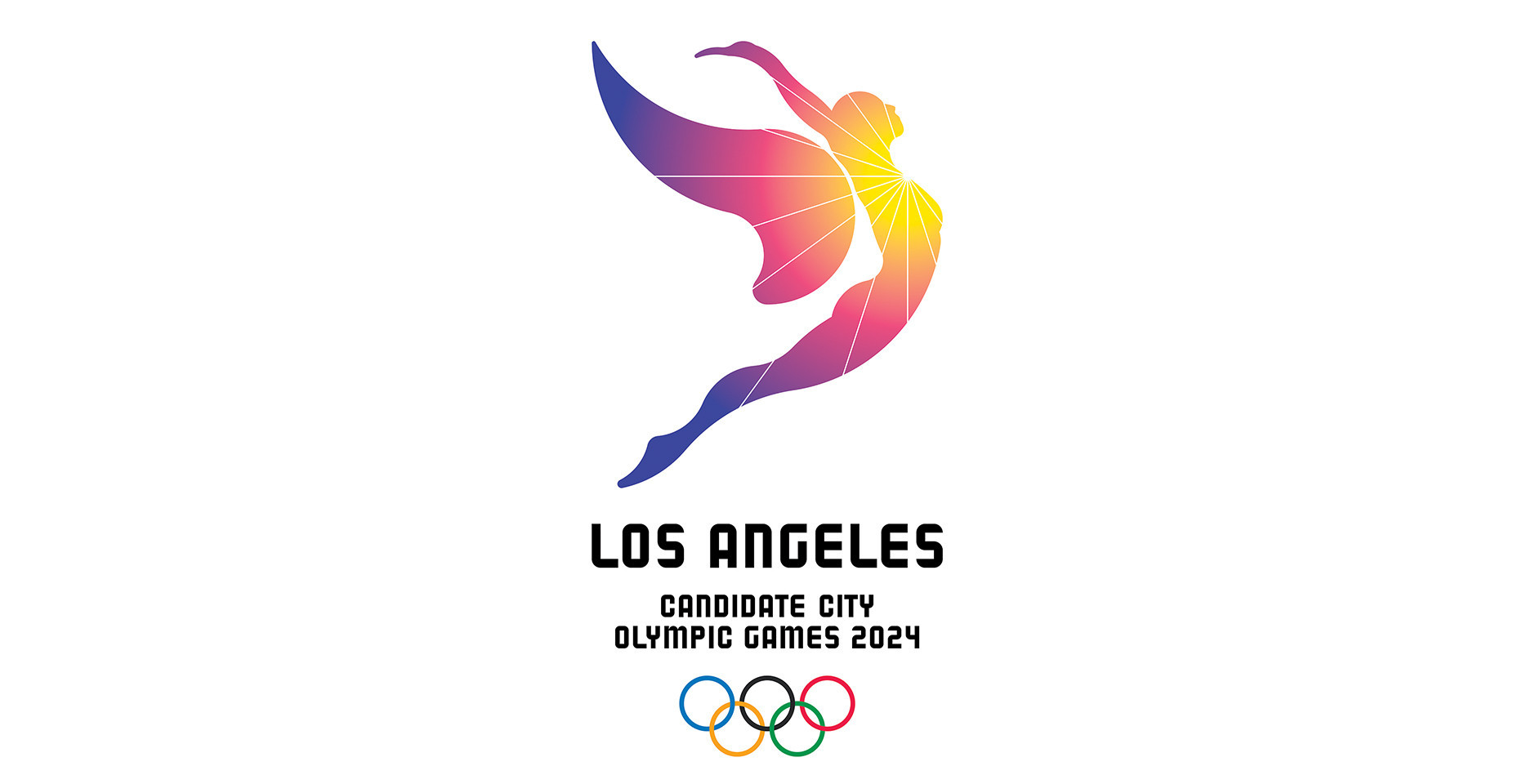 La 2024 unveils logo for olympic bid la times