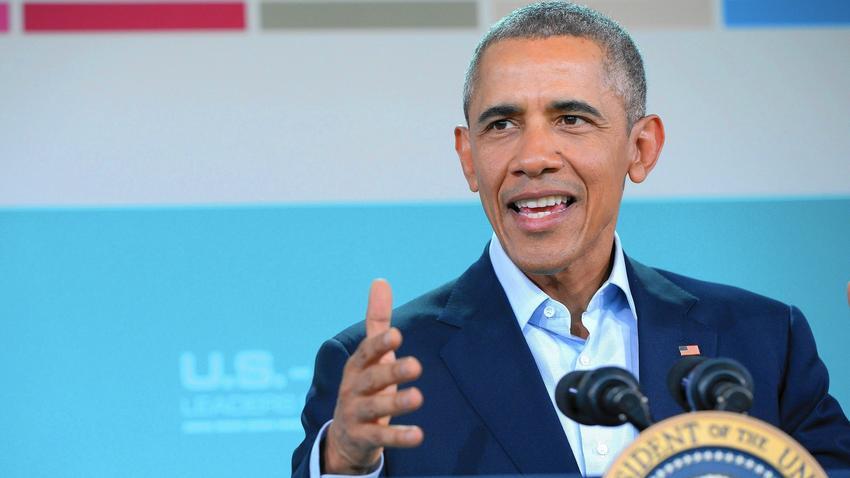Former President Obama (Mandel Ngan / AFP-Getty Images)