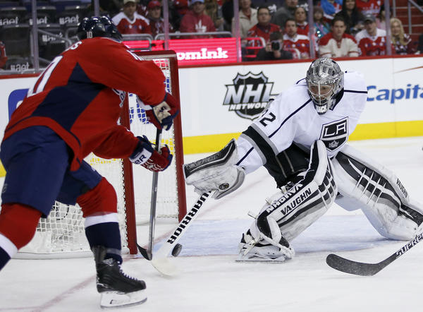 Kings Let It Slip Away Against Capitals, 3-1