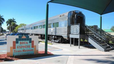 Boca Express Train Museum