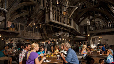 Where to grab grub and grog at Universal's Wizarding World of Harry Potter