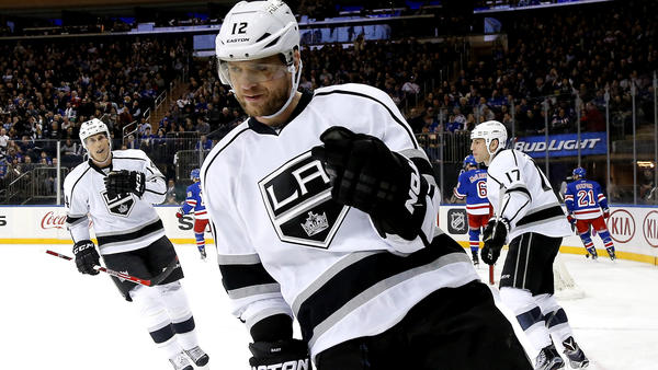 With Marian Gaborik Out Of The Lineup, Kings Are Struggling To Score