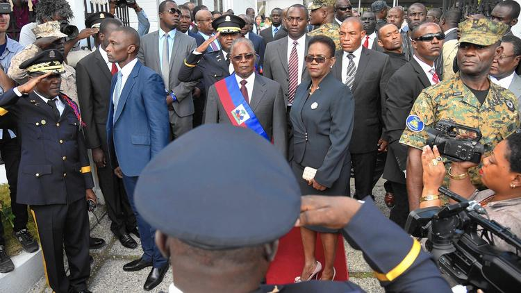 Haiti's troubled succession of leaders: 'They don't really want to work for the Haitian people'