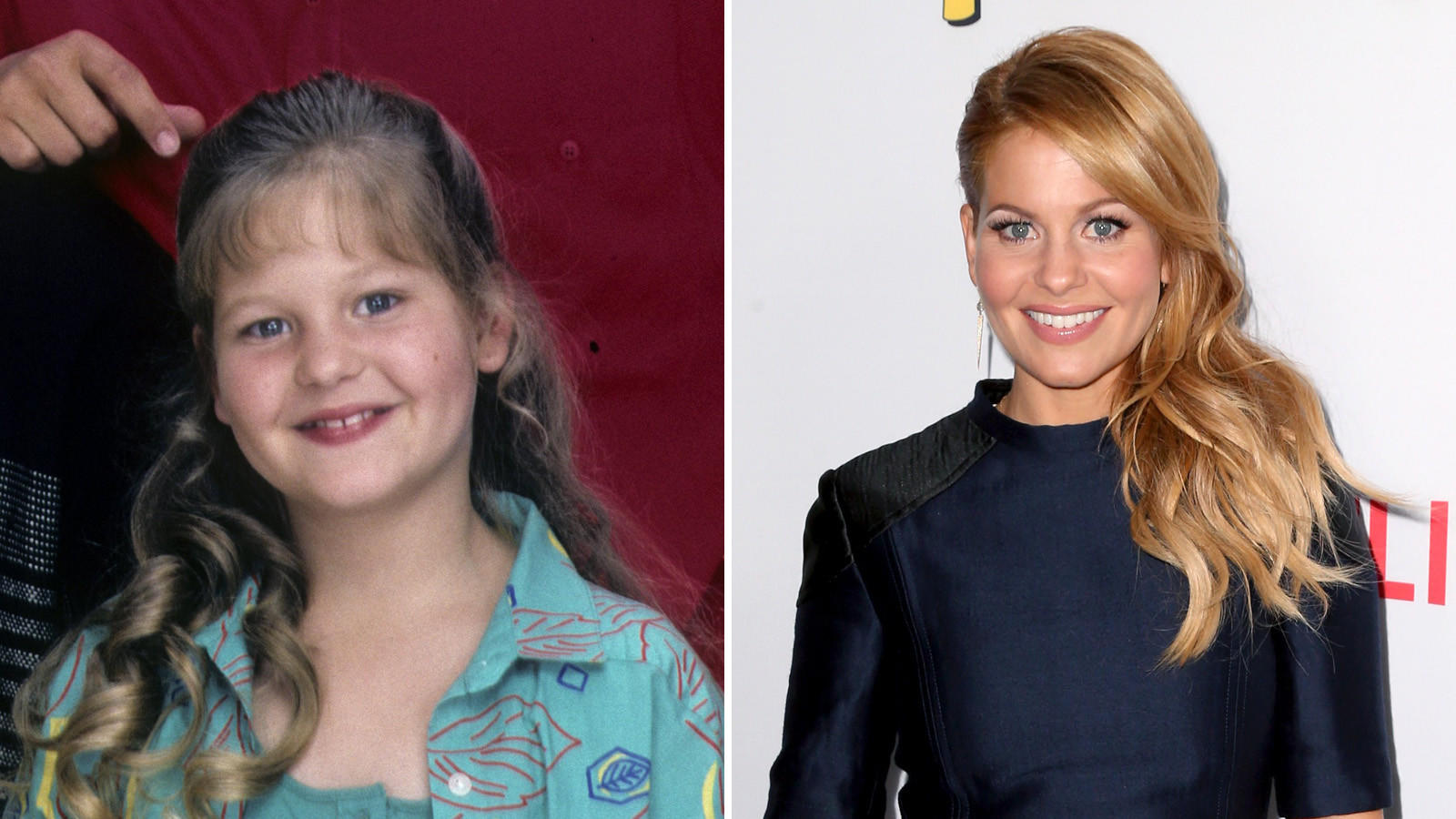 Candace Cameron Bure played D.J. Tanner.