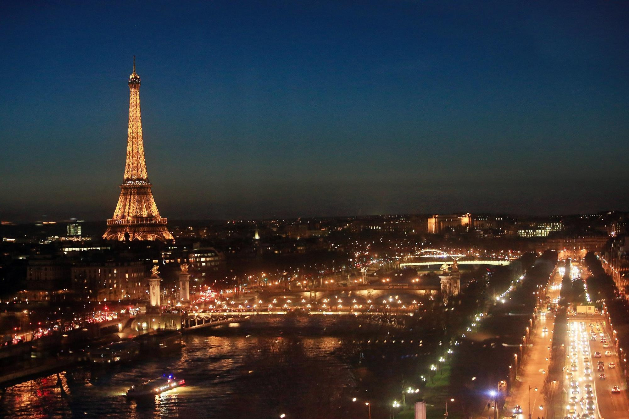 Paris - richest cities in the world