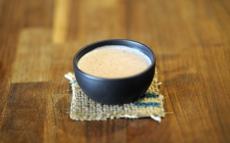 Atole de fresas al rescoldo (maize and charred strawberry drink)
