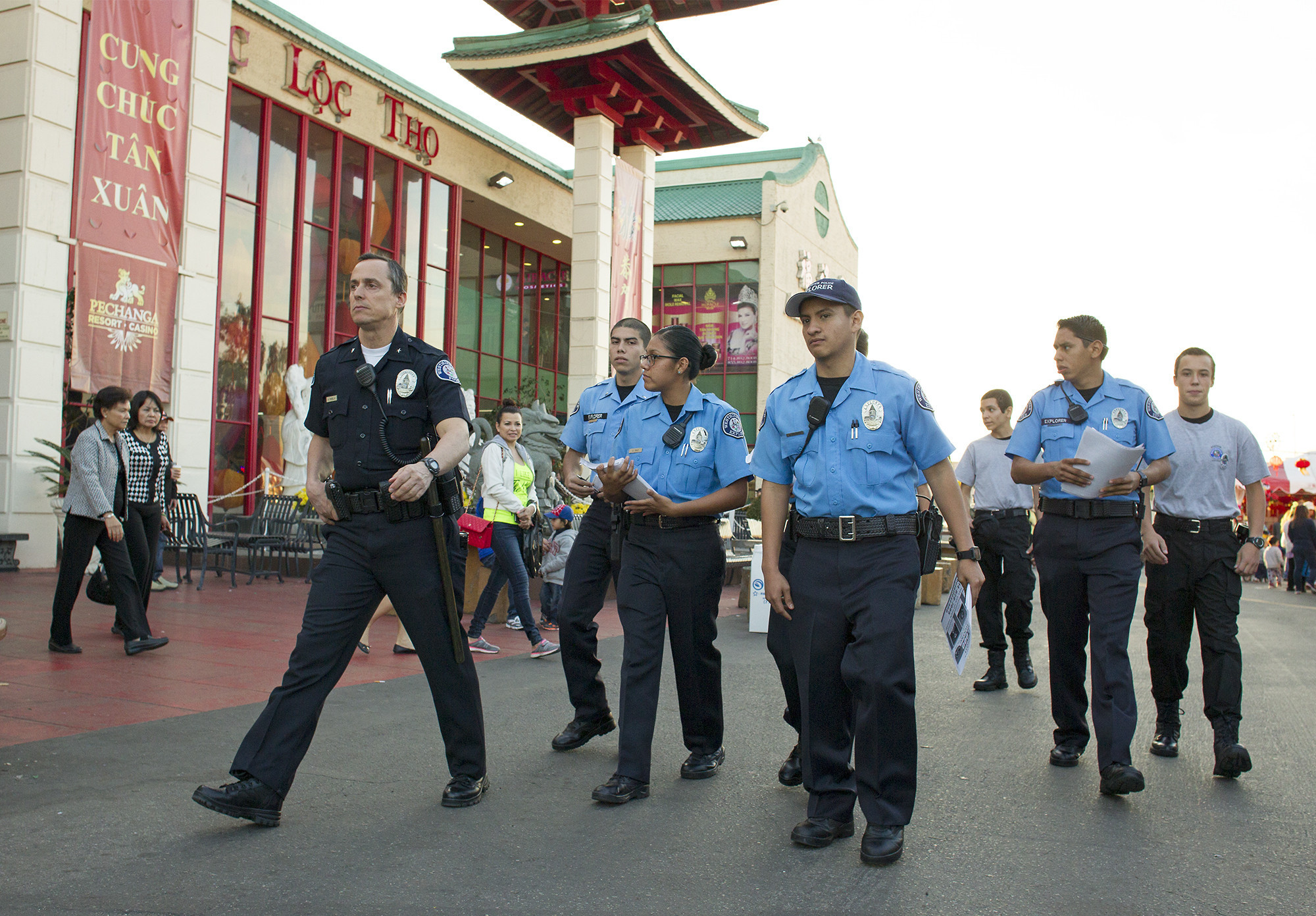 little saigon trouble recruiting for police ranks weekend