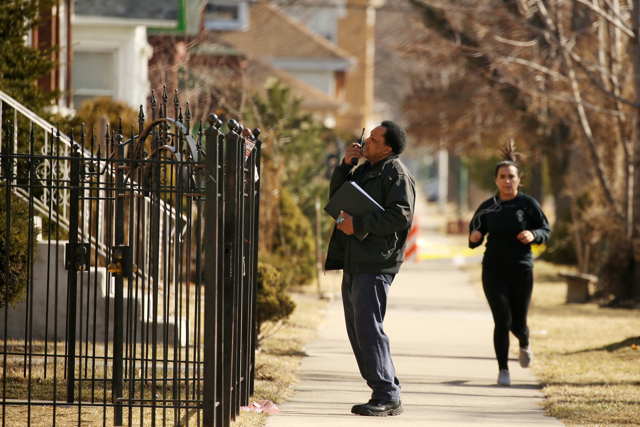 Boy, 12, shot while playing outside Gage Park home: 'This neighborhood is being attacked'