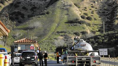 Southern California Gas Co. opposes legislation to require new tests of all Aliso Canyon wells