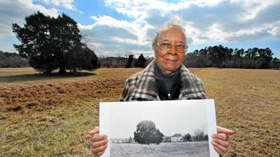 Lost black township in York County lives on in memory