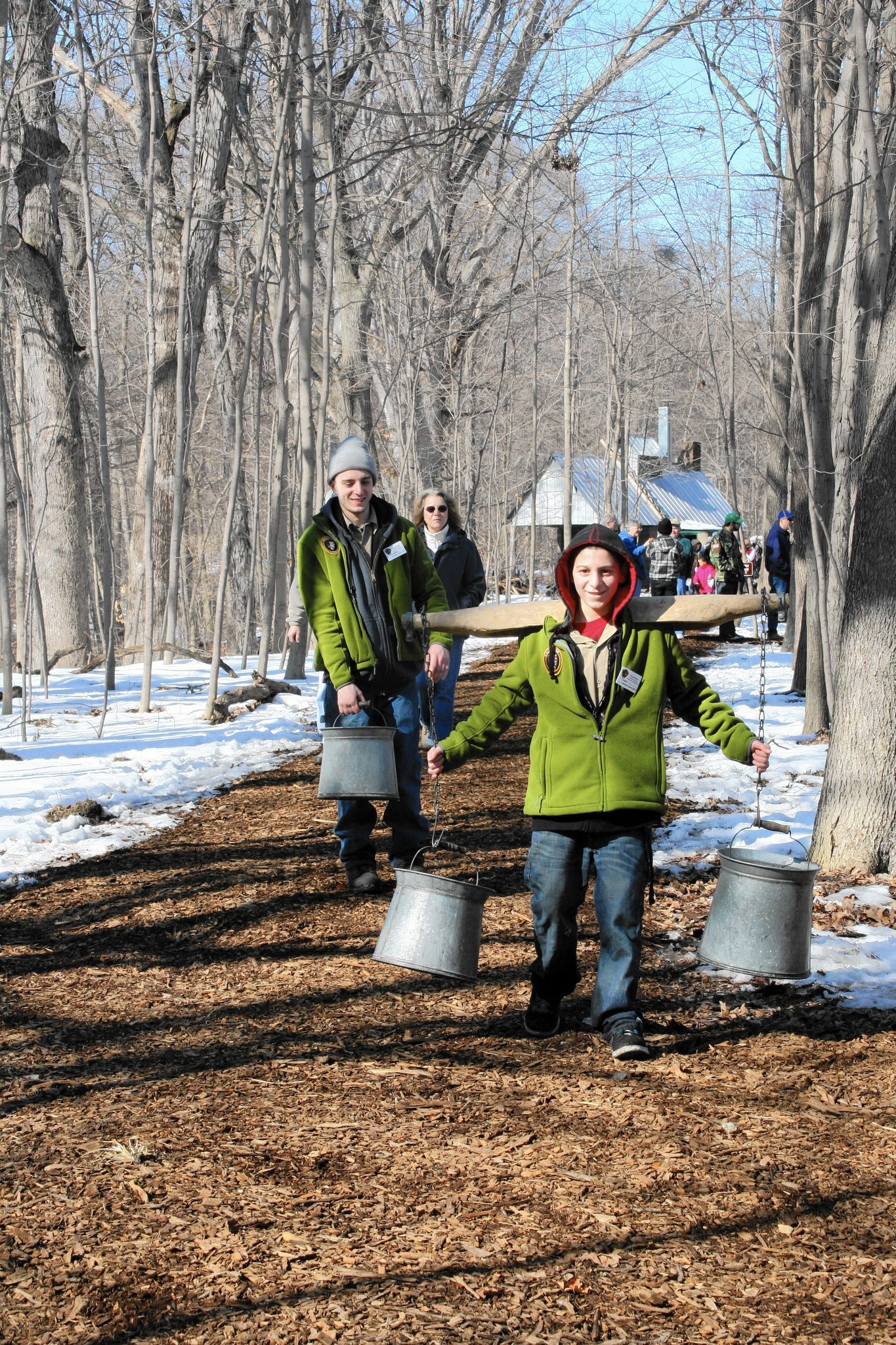 Tapping Into Northwest Indianas Maple Syrup Traditions