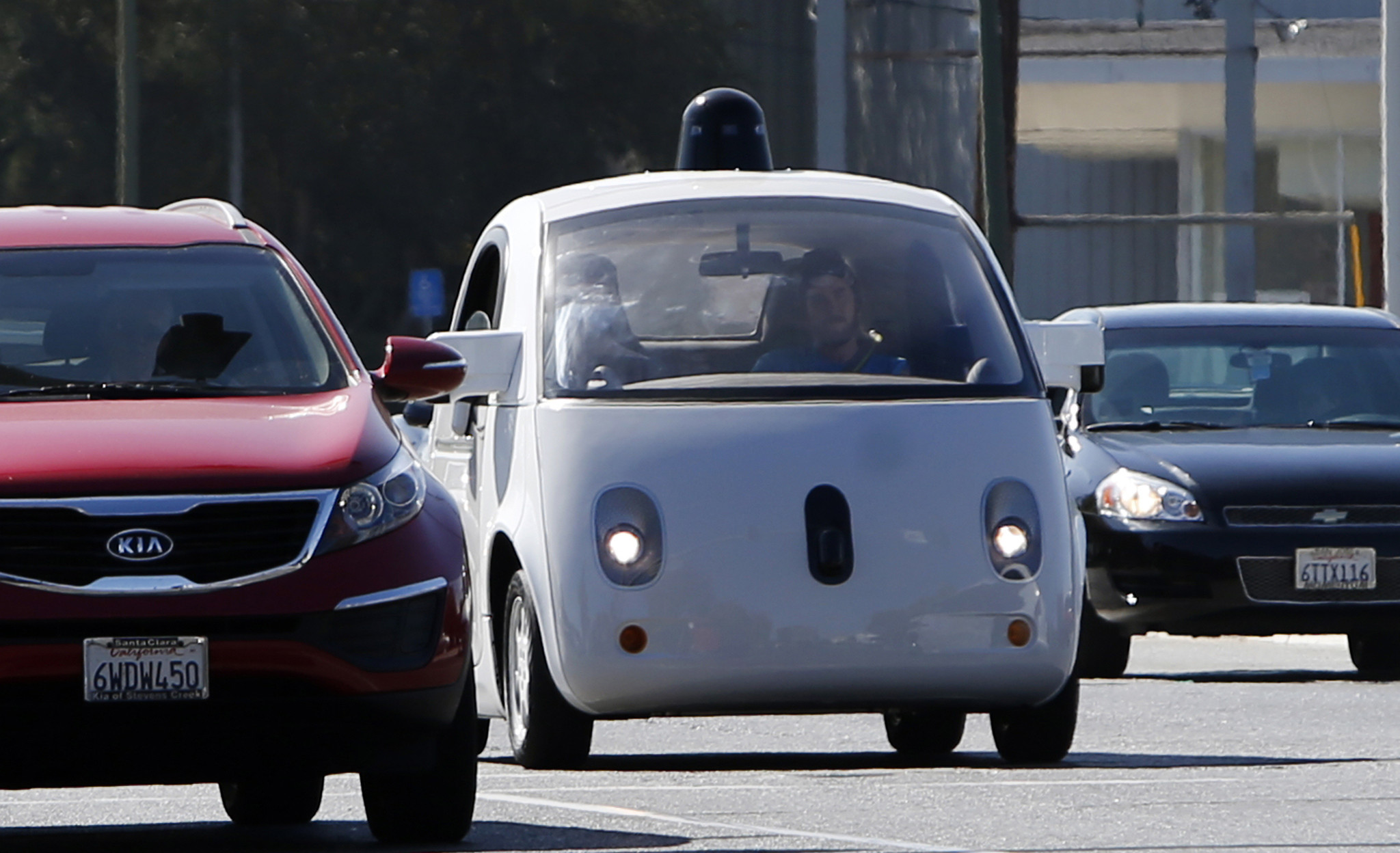Allstate: Driverless cars could threaten our business