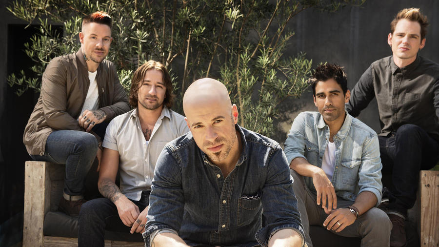 March 6 - Daughtry
