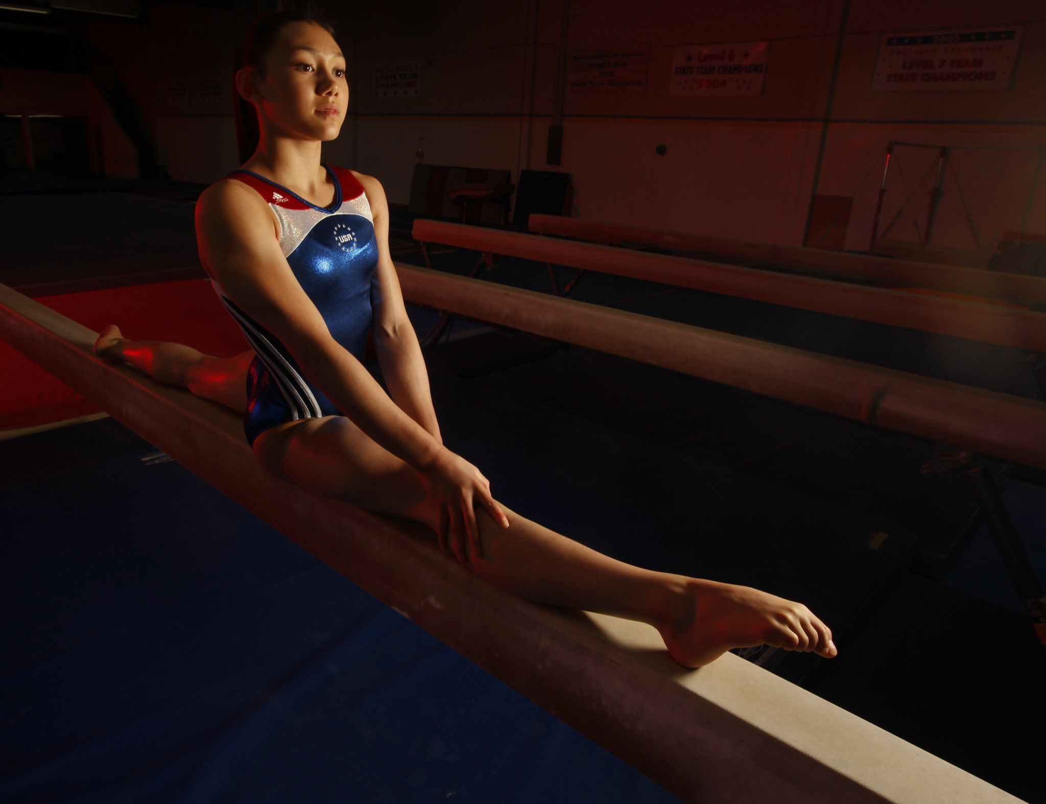 olympic gymnastics champion kyla ross retires before 2016