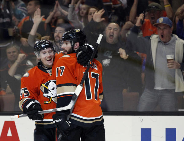 Patience, Emphasis On Defense Have Paid Dividends For The Surging Anaheim Ducks