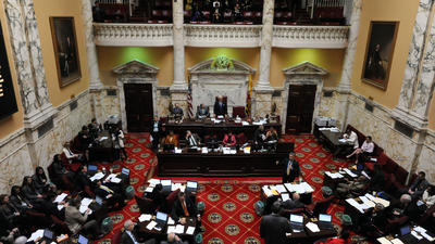 Senate backs off bill to require confirmation of state school superintendent