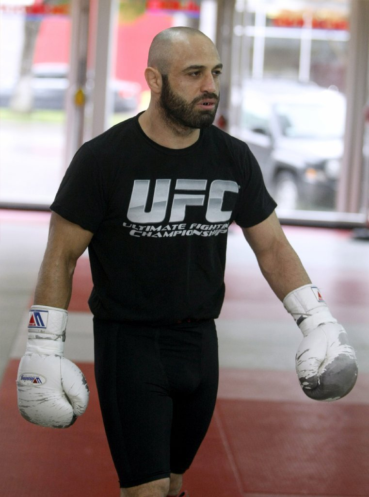 Manny Gamburyan Ultimate Fighter