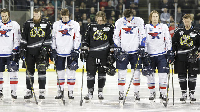 ECHL: Solar Bears' Opponent Helps Kalamazoo Heal After Tragedy