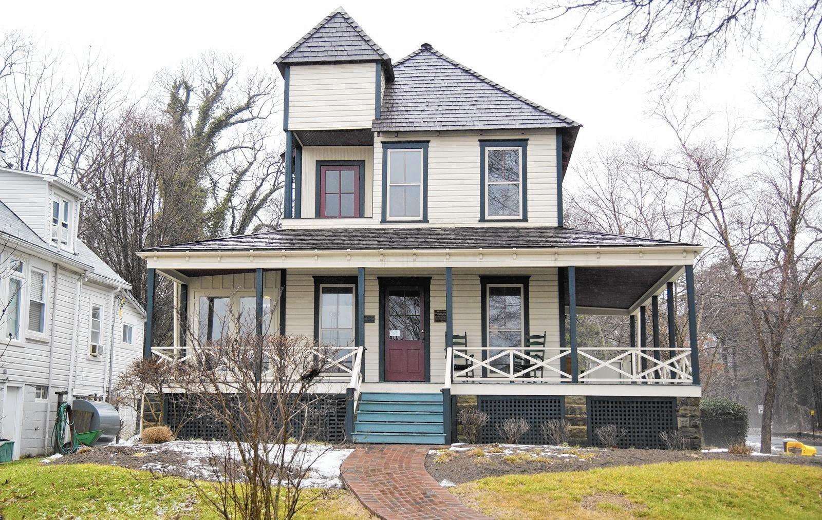 Home of the Week Frederick Douglass designed dream summer