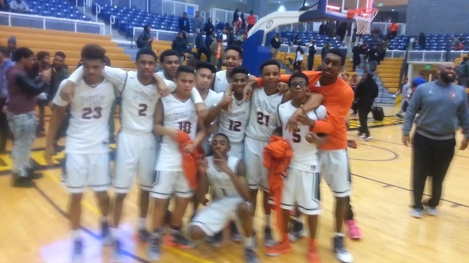 U High Basketball Poly wins Baltimore Ci...