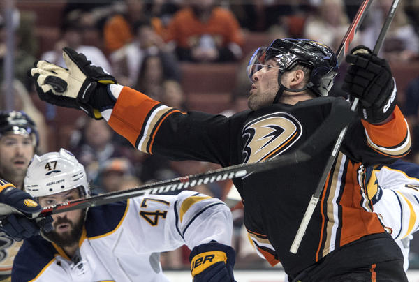 What We Learned From The Ducks' Shutout Victory Over The Buffalo Sabres