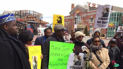 Parents say Baltimore police brutalized son at Power Plant Live