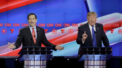 Marco Rubio was ready to fight and other takeaways from the latest GOP debate