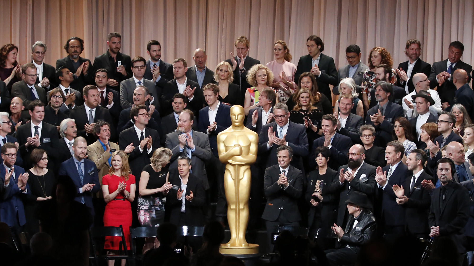 Oscars: organisers invite record numbers to vote after diversity row