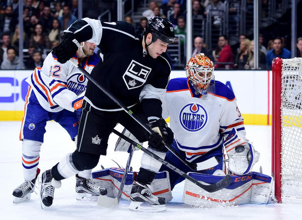 Kings Arise In The Third Period And Overtake The Edmonton Oilers, 2-1