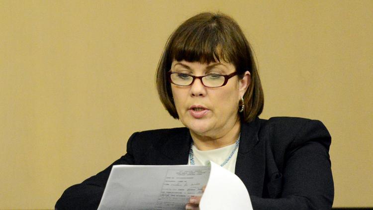 Assistant Public Defender Elizabeth Ramsey