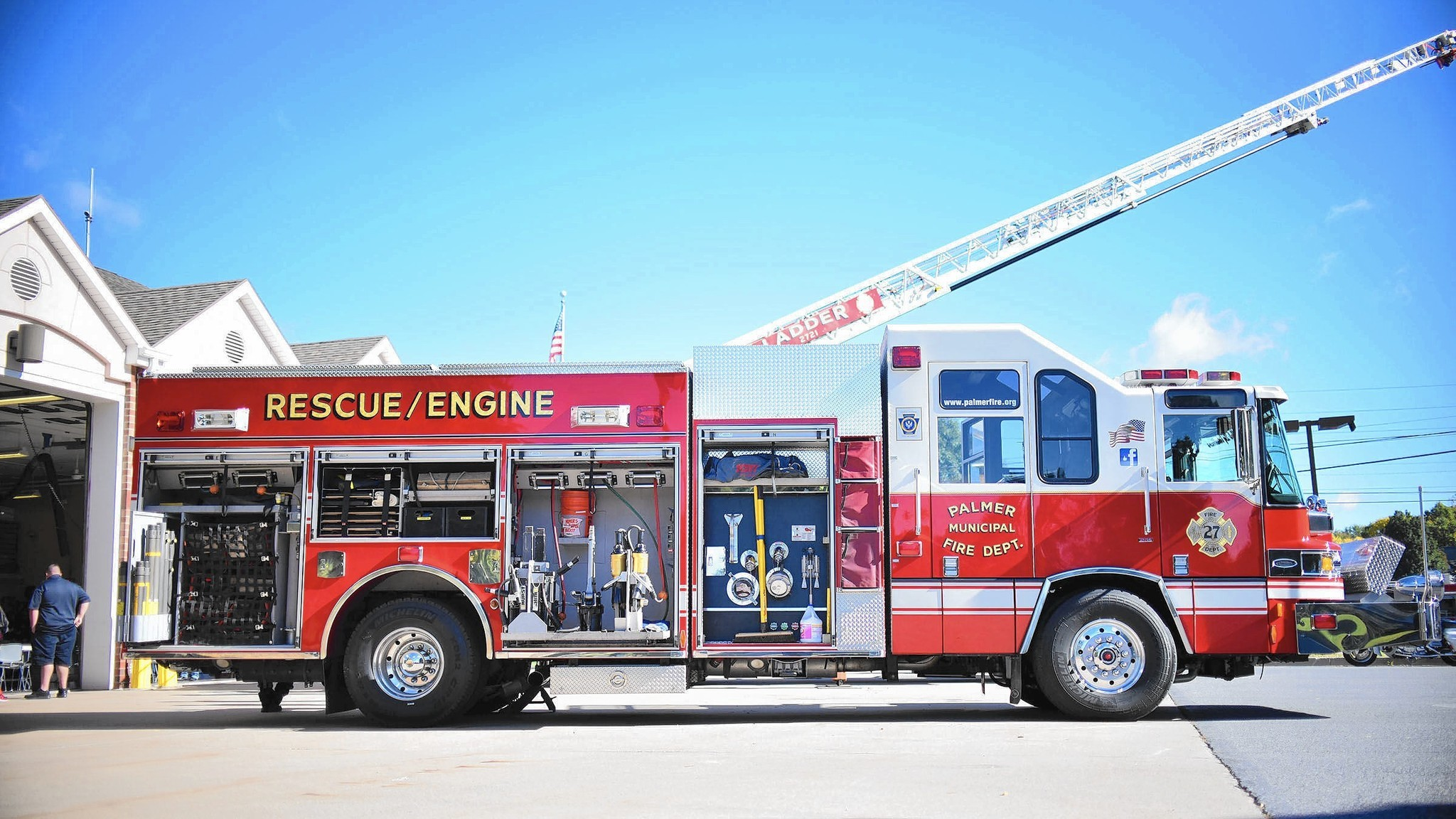 Palmer township fire department proposes training facility the morning call