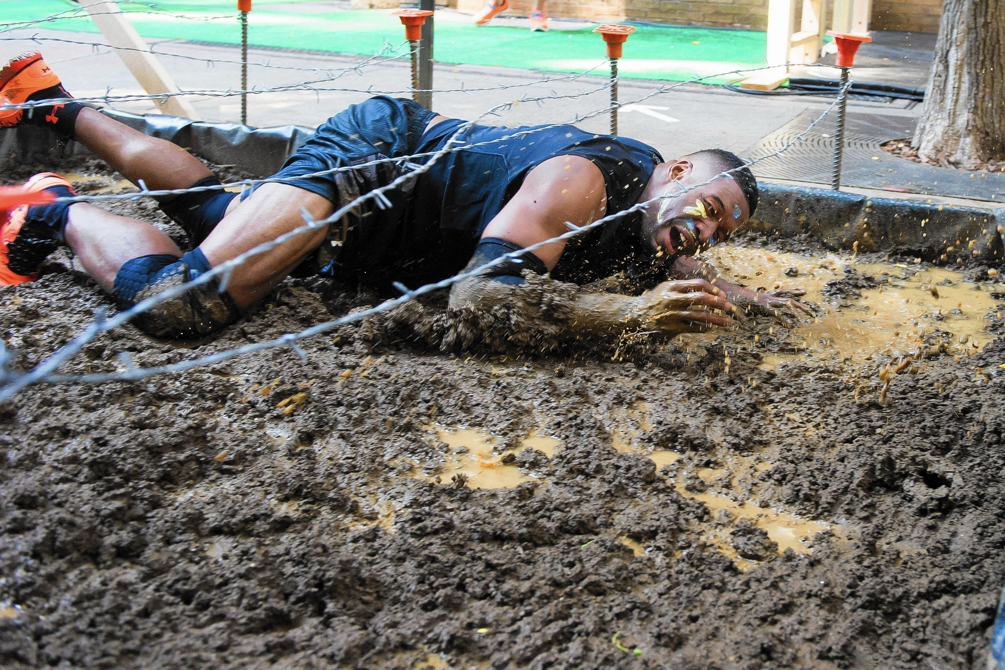 Through Mud And Barbed Wire, Obstacle Course Races Soar In ...