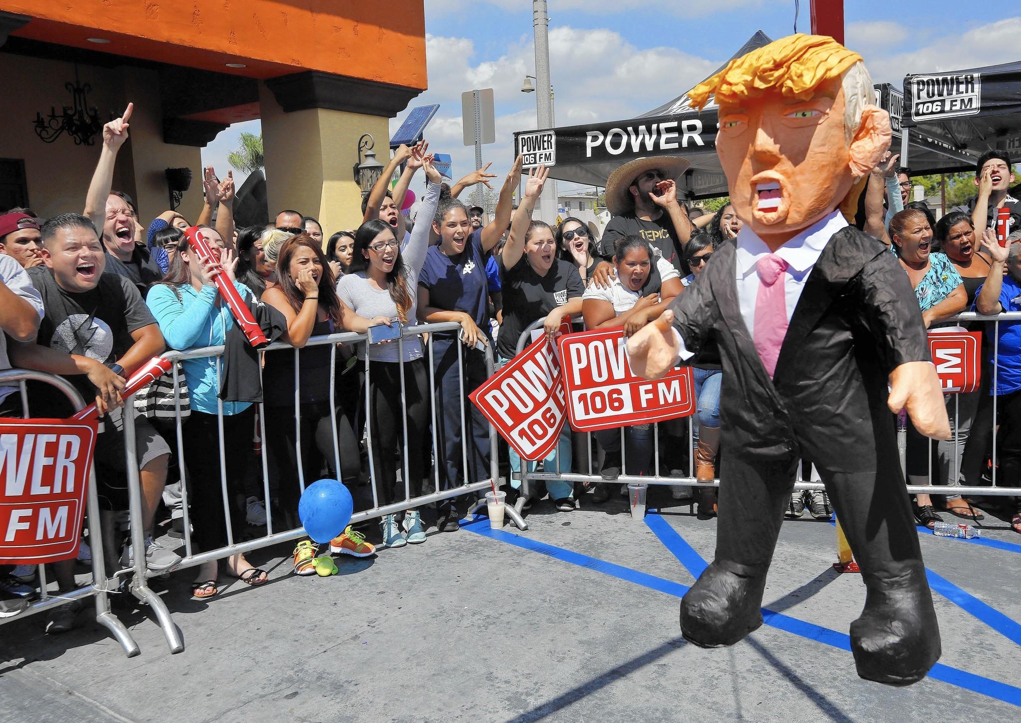 Αποτέλεσμα εικόνας για trump effect