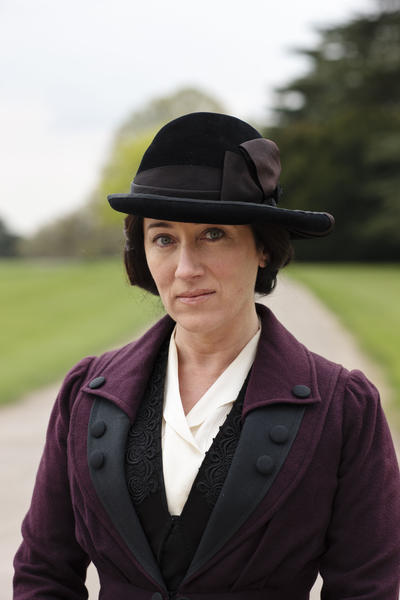 Vera, the first Mrs. Bates (Maria Doyle Kennedy), was a real piece of work.