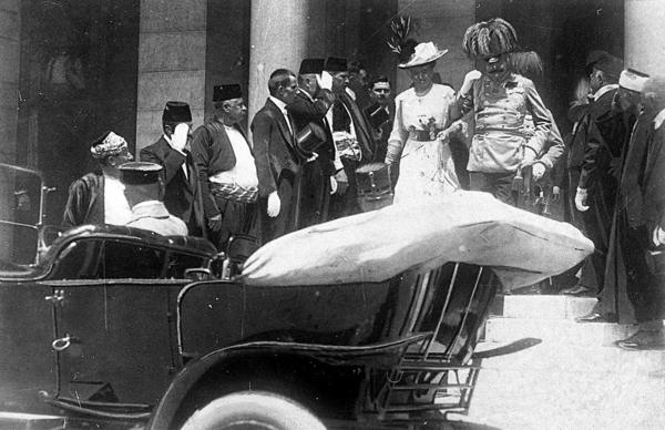 "The death of Archduke Franz Ferdinand of Austria had a major effect on ""Downton Abbey"" -- and the world."